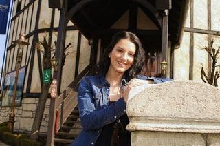 Ornella de Santis ist wieder im Europa-Park zu sehen