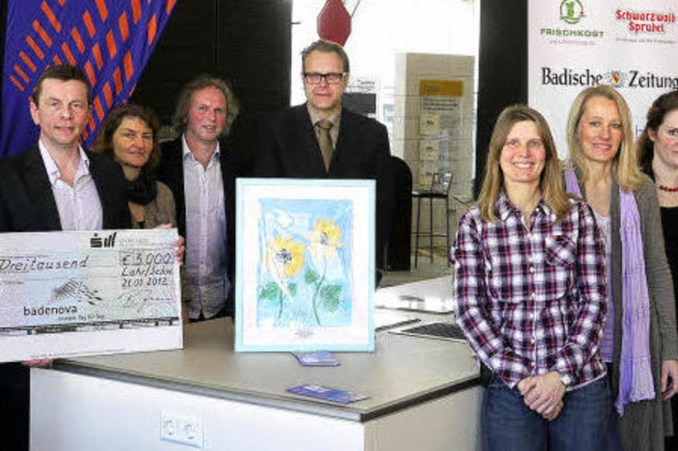 Das Badenova-Energiebuffet geht ins sechste Jahr - Badische Zeitung TICKET