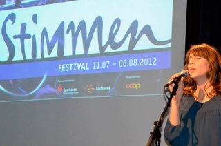 """""""Stimmen""""-Festival verspricht musikalische Entdeckungen"""