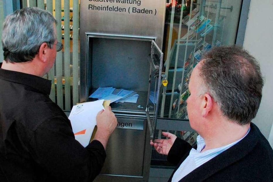 Es bleibt bei drei OB-Kandidaten - Badische Zeitung TICKET