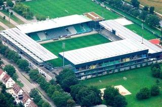 SC-Stadion: Mehrheit im Gemeinderat für Umbau
