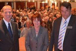 Fotos: BZ-Podiumsdiskussion mit den OB-Kandidaten