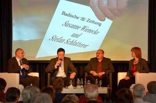 OB-Wahl-Talk: Amtsinhaber und Herausforderin im Themencheck