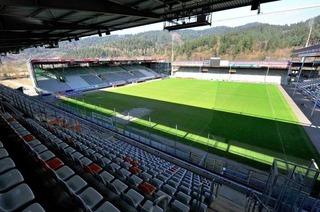 Neuer Stadionstandort mit besserer Infrastruktur