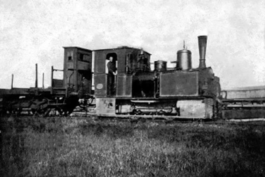 Fotos: Historische Fotos des Lahrer Bähnli