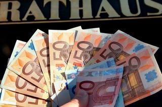 Wie viel Geld stecken die Kandidaten in den OB-Wahlkampf?