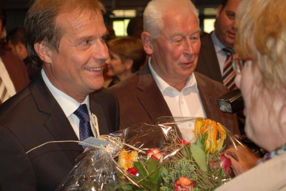 Rheinfelden wählt Klaus Eberhardt zum Oberbürgermeister - Badische Zeitung TICKET