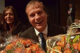 Klaus Eberhardt gewinnt die OB-Wahl