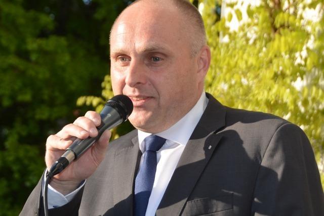 Stefan Schlatterer bleibt Oberbürgermeister
