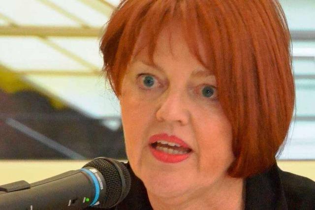 Cornelia Rösner: Derzeit keine Abwanderungspläne