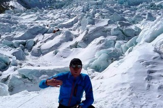 Mount-Everest-Tagebuch: Russisch Roulette im Khumbu-Eisfall