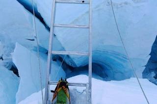 Mount Everest: Im Schneesturm zurück ins Basislager