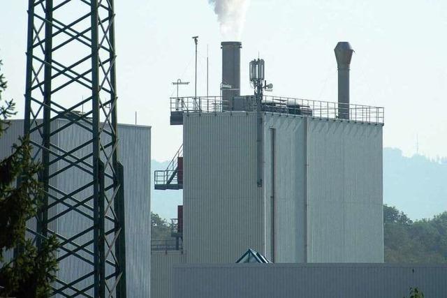 In Rheinfelden trotzt der Chemieriese Evonik dem Trend