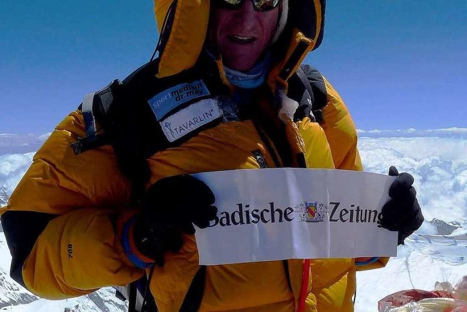 Fotos: Die Mount-Everest-Expedition von Richard Stihler (aktualisiert 27. Mai)