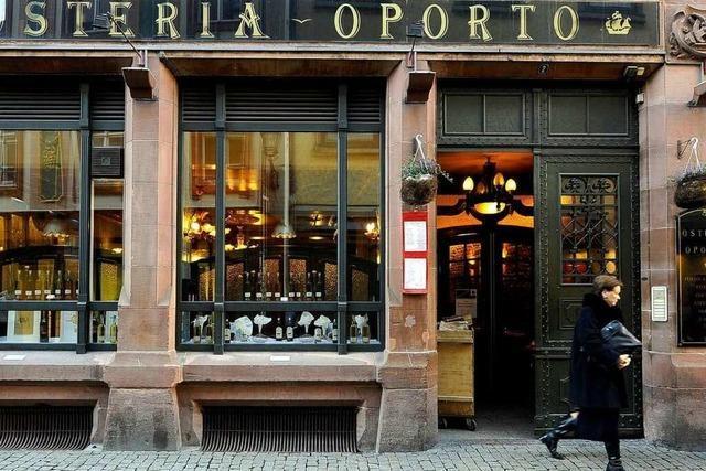 Osteria: Eine Adresse für gehobene Ansprüche