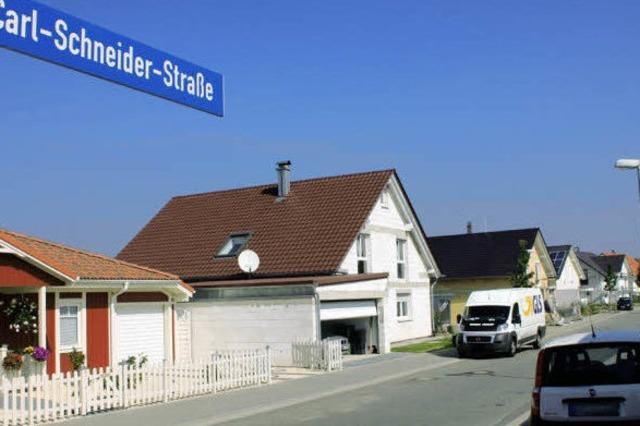 STRASSENNAMEN ERZÄHLEN: Im KZ Dachau das Leben verloren