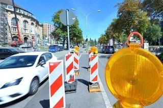 Umgestaltung der Freiburger Innenstadt: Countdown am Rotteckring