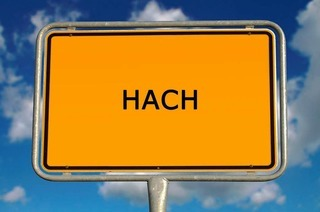 Warum heißt Hach Hach?