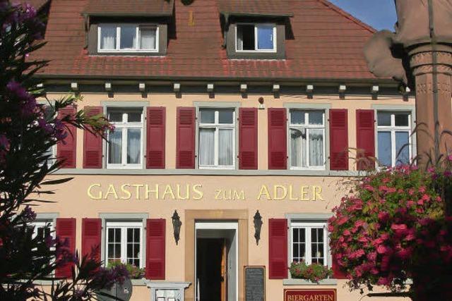 Ettenheim: Gasthaus Adler