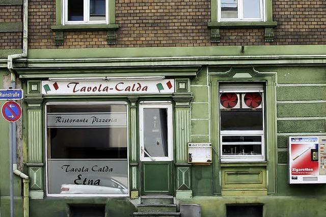 """""""Tavola Calda Etna"""" in Lörrach: Italienische Hausfrauenküche der besonderen Art"""