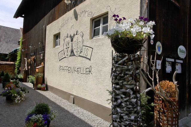 Pfaffenkeller in Wollbach: Wo Bio modern und traditionell zugleich ist