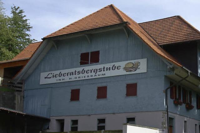 Lieberatsbergstube in Schuttertal: Gute Adresse für Schnitzelfreunde