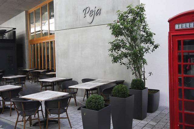 """""""Peja"""" in Lörrach: Mediterrane Küche, schnörkellos serviert"""
