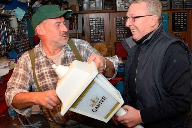 BZ-Ortswette in Tegernau: Helle Köpfchen gewinnen haushoch