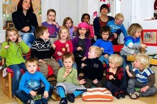 Freiburger singen im Advent: Eins, zwei, drei – und klingelingeling!