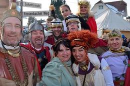 Fotos: Straßenfasent in der Ortenau – das Freie Montenegro tanzt