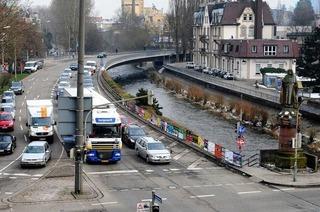 Programm 2013 - die Großbaustellen ballen sich in Freiburg