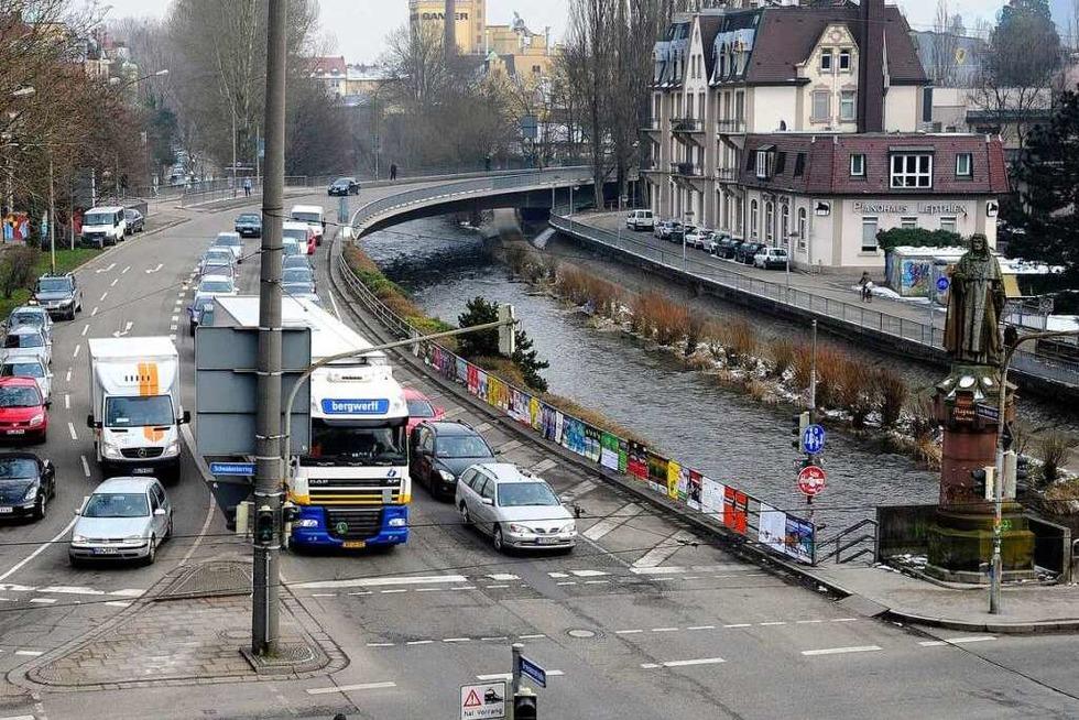 Programm 2013 - die Großbaustellen ballen sich in Freiburg - Badische Zeitung TICKET