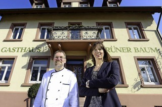 """""""Grüner Baum"""" in Merzhausen: Einfallsreiche Küche in alten Mauern"""