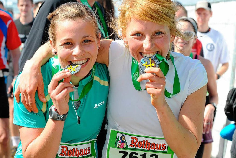 Der Freiburg-Marathon legt zu – 12.500 Läufer erwartet - Badische Zeitung TICKET