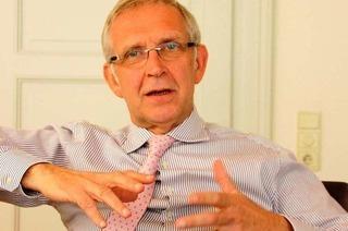 FWTM-Chef freut sich über den 10. Freiburg-Marathon