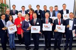 Fotos: Der BZ-Jobmotor 2012 – die Preisverleihung