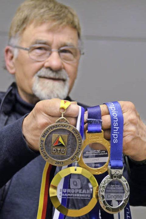 76-Jähriger aus Staufen nimmt zum zehnten Mal am Freiburg-Marathon teil - Badische Zeitung TICKET