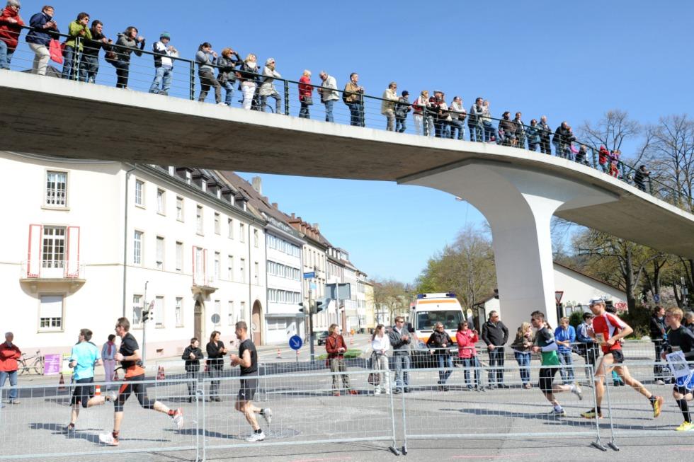 Freiburg-Marathon soll demnächst aufgewertet werden - Badische Zeitung TICKET