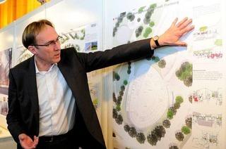 Baub�rgermeister Haag �ber die Wohnungsnot