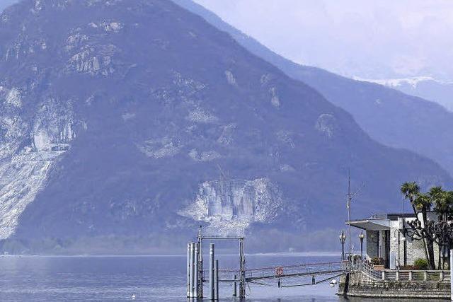Ein Berg, ein Dorf, zwei Seen