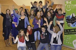 Die größte Gruppe kommt aus Ettenheim