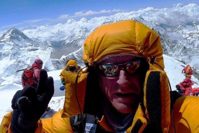 Lahrer Everest-Bezwinger Stihler: