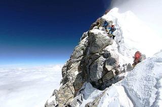 """Lahrer Everest-Bezwinger Stihler: """"Ich würde nicht mehr hingehen"""""""