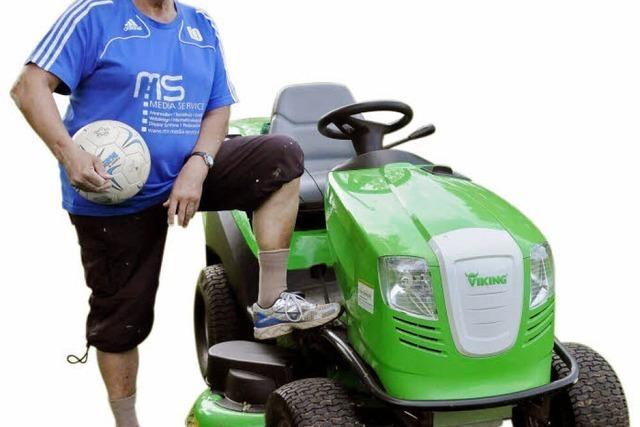 Ortenauer Fußball-Urgestein - große Dramen auf und neben dem Rasen