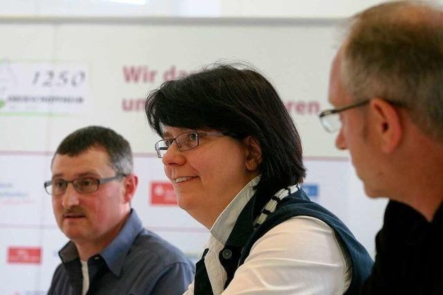 Jubiläum in Oberschopfheim: Jetzt kann's losgehen