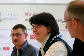 Jubil�um in Oberschopfheim: Jetzt kann's losgehen