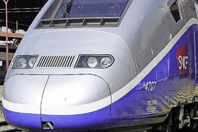 TGV-Ausbau zur Rhône verschoben