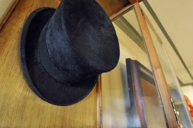 Ein Hut von Altbadens Oberhaupt