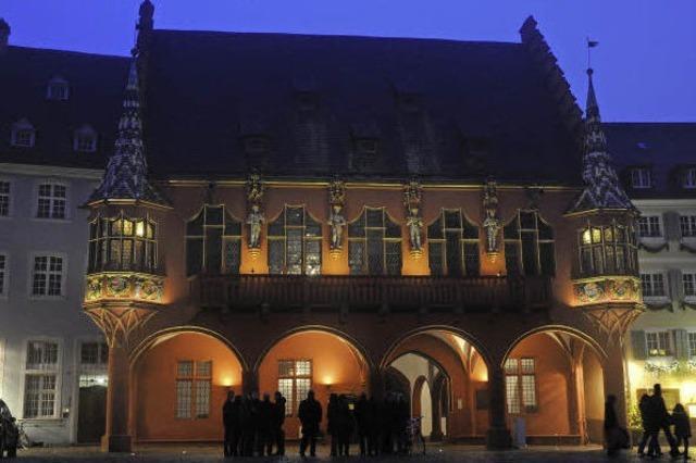 Wo einst Badens Landtag tagte