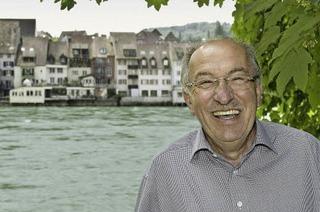 Der Rhein ist seine große Herausforderung